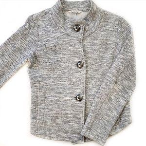 CAbi • Hourglass Sweatshirt Jacket 596